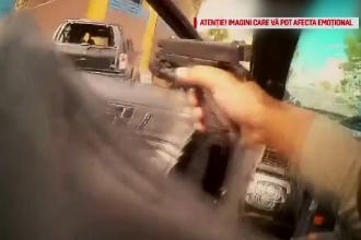 Un bărbat a fost împușcat mortal pe străzile din Las Vegas, după o urmărire ca în filme
