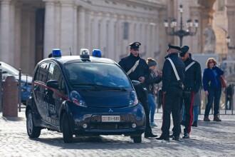 Bebeluş român, împuşcat în brațele mamei, pe o stradă din Roma. Ar putea fi vorba de un atac rasist