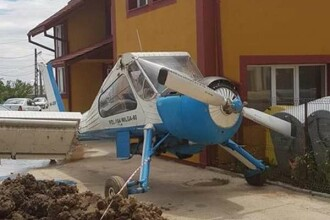 O comună din Argeș a primit un avion. Ce are de gând să facă primarul cu donația