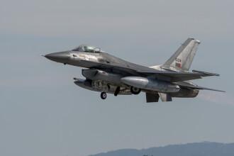 Ministerul Apărării din Portugalia a confirmat că va vinde încă cinci avioane de vânătoare F-16 către România