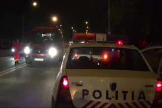 Un tânăr a fost lovit de o mașină în timp ce traversa pe trecere. Explicația șoferului