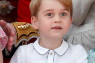 Prințul George a împlinit 5 ani. Fotografia publicată de familia regală britanică