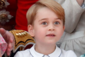 Prințul George a împlinit 5 ani