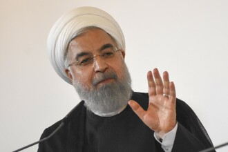 Mesajul președintelui iranian privind reluarea negocierilor cu Statele Unite