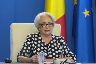 """A fost adoptată OUG privind legile justiției. Dăncilă spune că s-a făcut """"o armonizare a prevederilor"""""""