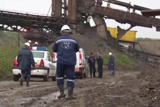 """Al patrulea miner mort în ultima săptămână: """"Du-te acasă dacă nu îți convine"""""""