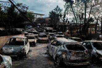 Atenționare MAE pentru români: Urmează furtuni puternice și grindină în Grecia