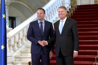 Concluzia premierului Irlandei după întâlnirile cu Iohannis, Dragnea și Dăncilă