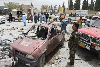Cel puţin 31 de morţi şi 30 de răniţi într-o explozie la o secţie de votare. ISIS revendică atacul