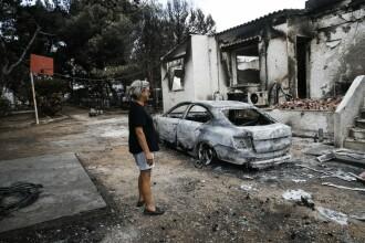 Rudele unor victime ale incendiilor din Grecia au dat în judecată autorităţile