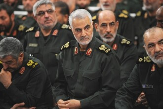Un puternic general iranian îl amenință pe Trump: