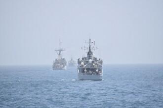 NATO își va spori măsurile de securitate în Marea Neagră