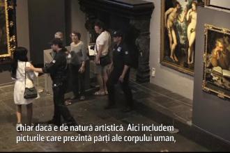 Metoda prin care un muzeu a convins Facebook să își schimbe politica privind nuditatea