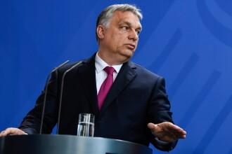 Viktor Orban i-a lăudat pe Dăncilă şi Iohannis fiindcă l-au oprit pe