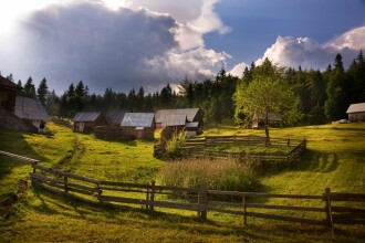 """Experiența unui britanic în Munții Apuseni: """"Îmi place acest loc. România e perfectă"""""""