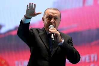 Erdogan crede că fostul preşedinte al Egiptului a fost ucis.