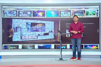 iLikeIT. Când va fi disponibil Samsung Wall TV, primul televizor modular microLED