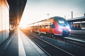 Tren de mare viteză, evacuat în Germania. Ce s-a găsit în el