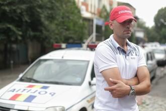 """Şoferul maşinii cu numere anti-PSD face plângere penală: """"N-am omorât pe nimeni"""""""