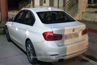 2 BMW-uri, oprite în aceeaşi zi la frontiera cu Moldova. Ce aveau în comun maşinile