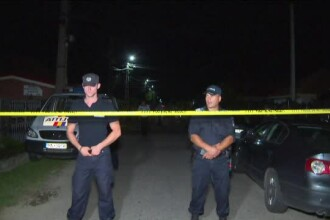 Soţul poliţistei care şi-a împuşcat copilul şi mama e şi el anchetat. Ce făcea în momentul crimei