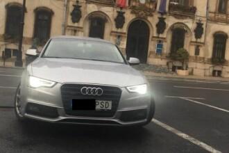 """Procurorii au clasat dosarul şoferului cu numere anti-PSD: """"Fapta nu există"""". VEZI documentul"""