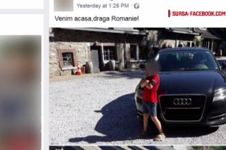 Un alt român își anunță sosirea acasă cu plăcuțe personalizate. Ce numere de înmatriculare are