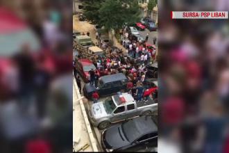 Ce s-a întâmplat cu cei care însoţeau coloana oficială a ministrului libanez imediat după atac