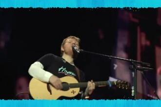 Tot ce trebuie să știți pentru concertul lui Ed Sheeran din 3 iulie, pe Arena Națională