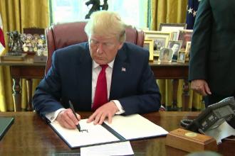 Trump a avertizat Iranul că