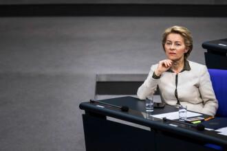 Ursula von der Leyen vrea un mecanism UE pentru respectarea statului de drept