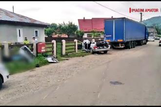 Accidentul cu 4 morți din Neamț. De cât timp avea șoferul carnet