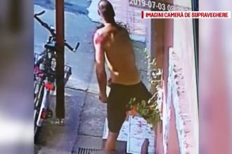 VIDEO. Gestul făcut de ucigaşul din Făget imediat după comiterea crimei