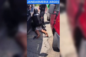 Motivul pentru care doi bărbaţi din Argeş au fost reţinuţi de poliţie. Ce au făcut în Suedia