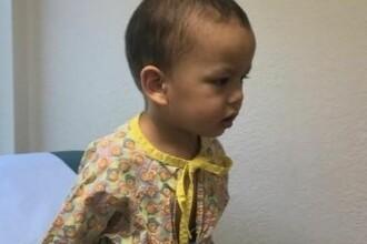 Ce s-a întâmplat cu băieţelul de 2 ani căutat de 15 ore. Cum a fost găsit. GALERIE FOTO