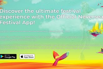 iLikeIT, aplicaţii de vară. S-a lansat Neversea, pentru pasionații celebrului festival