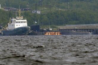 Primele imagini cu submarinul nuclear Loșarik după tragedie. Anunț în premieră al Rusiei