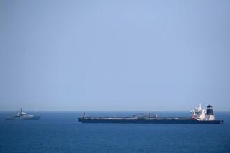 Teheranul a cerut Londrei eliberarea imediată a petrolierului interceptat