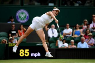Simona Halep - Victoria Azarenka la Wimbledon. Halep s-a calificat în optimi