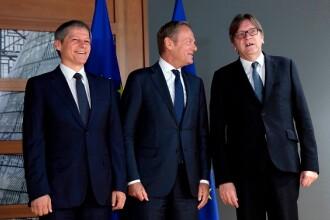 Dacian Cioloș a dezvăluit ce a discutat cu Macron despre Laura Codruţa Kovesi