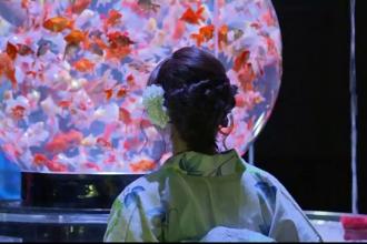 Concept inedit la cel mai mare acvariu din Tokyo. Cum este promovat obiectivul turistic