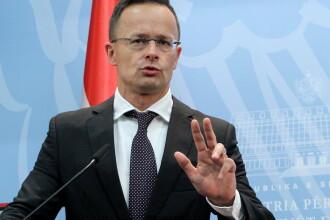 """Ministrul ungar de externe critică România: """"Este inacceptabil!"""""""