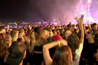 Reacția publicului după ce un DJ a mixat manele la Neversea. VIDEO