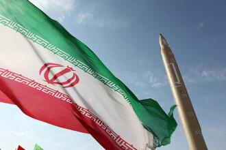 """Iranul acuză SUA de """"terorism economic"""" și spune că acordul nuclear nu este respectat"""
