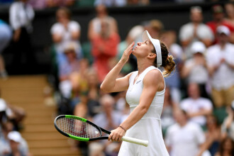 """Simona Halep și Cori Gauff joacă luni la Wimbledon. """"Simona e o mare jucătoare"""""""
