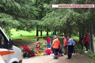Un turist a murit în timp ce se afla în drumeție cu familia. Cum s-a petrecut tragedia