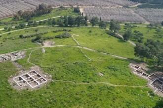 Descoperire istorică: Oraș biblic, scos la iveală în Israel. Ce au găsit arheologii