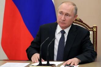 Avertismentul ferm al lui Vladimir Putin împotriva