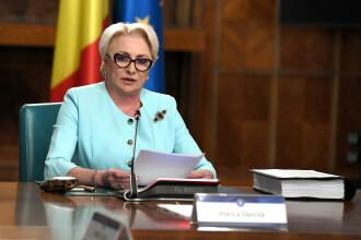 Dăncilă a anunțat ce domenii urmărește România pentru viitorul comisar european