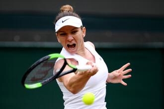"""Halep, după calificarea în semifinale, la Wimbledon: """"Cred că joc cel mai bun sezon pe iarbă"""""""